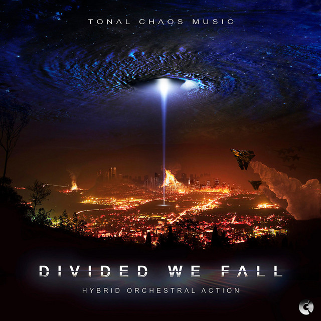 Nuevo álbum de Tonal Chaos Trailer Music: Divided We Fall - Hybrid Orchestral Action