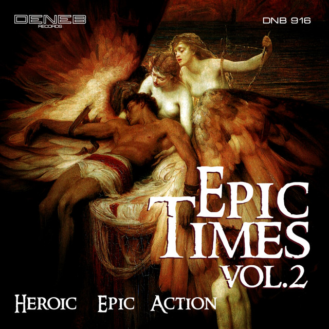 Nuevo álbum de Valerio Pellegri: Epic Times, Vol. 2 (Music for Movie)