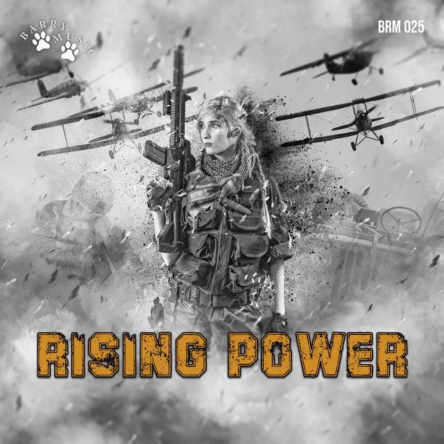 Nuevo álbum de Valerio Pellegri: Rising Power