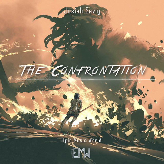 Nuevo single de Epic Music World & Josiah Savig: The Confrontation