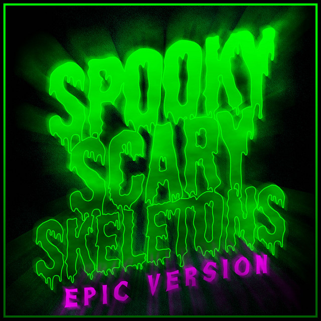 Nuevo single de L'Orchestra Cinematique: Spooky Scary Skeletons (Epic Version)