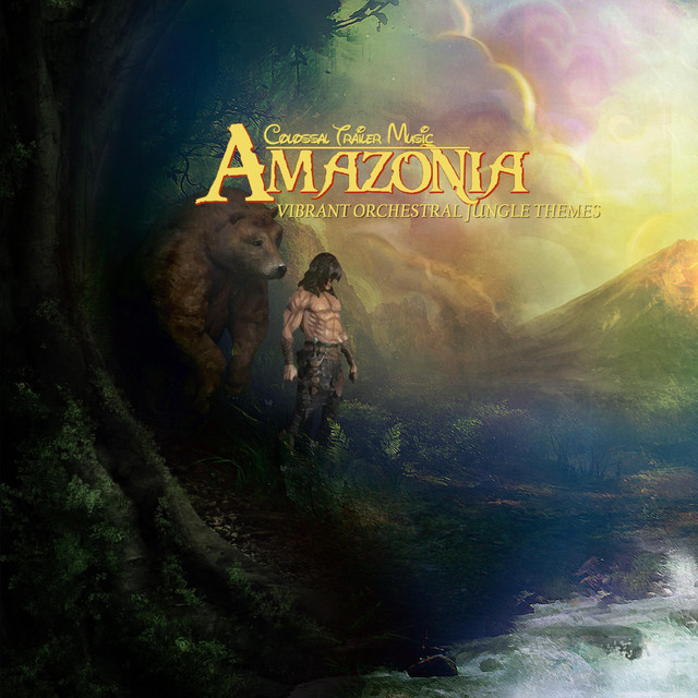 Nuevo álbum de Colossal Trailer Music: Amazonia