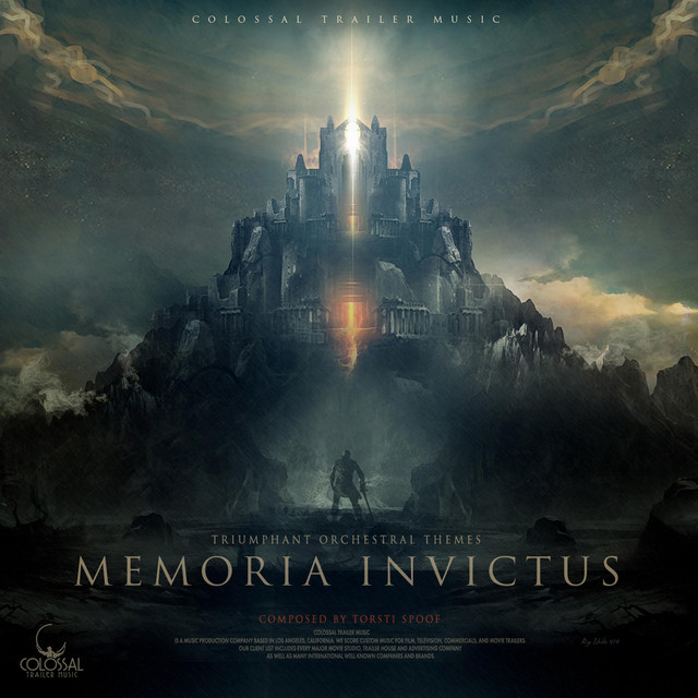 Nuevo álbum de Colossal Trailer Music: Memoria Invictus