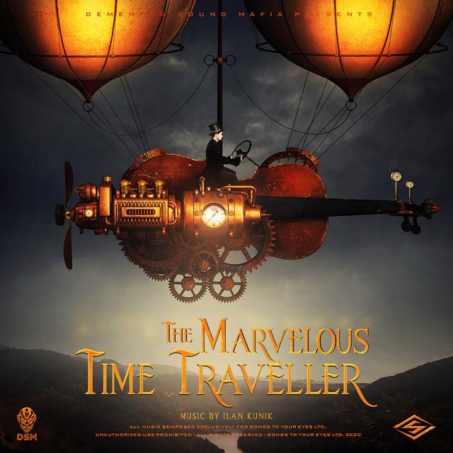 Nuevo álbum de Demented Sound Mafia: The Marvelous Time Traveller
