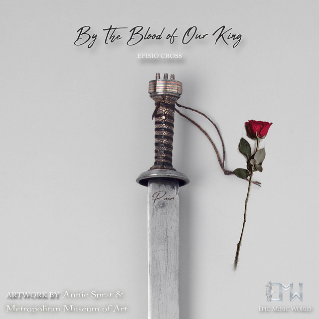 Nuevo single de Efisio Cross: By The Blood of Our King