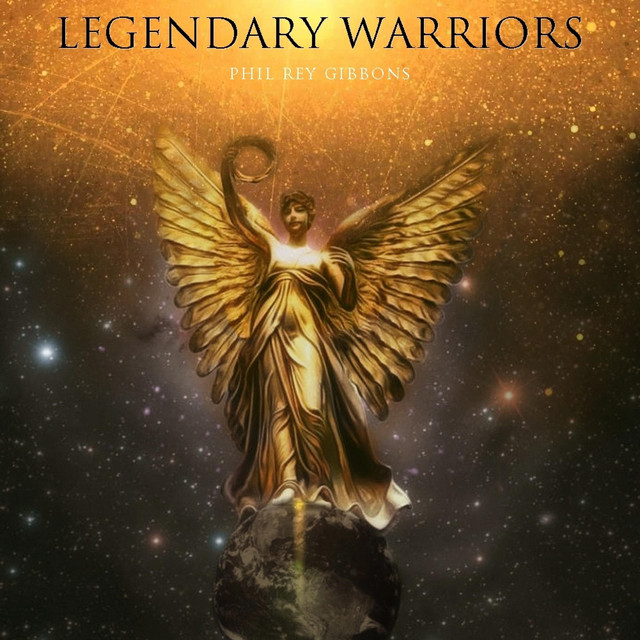 Nuevo single de Phil Rey: Legendary Warriors
