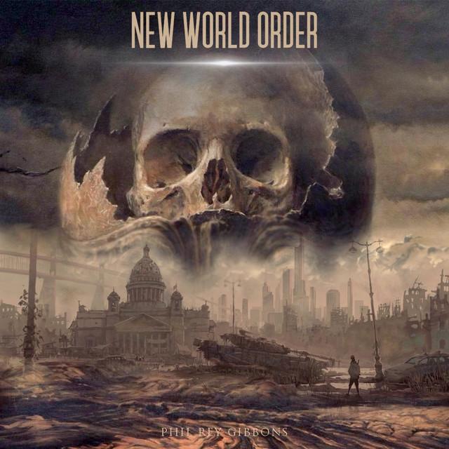 Nuevo single de Phil Rey: New World Order
