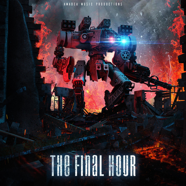 Nuevo álbum de Amadea Music Productions: The Final Hour