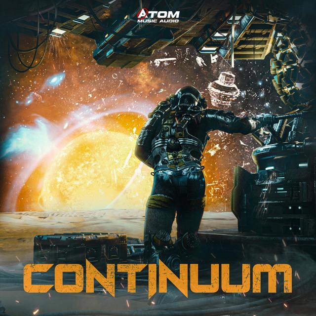 Nuevo álbum de Atom Music Audio: Continuum