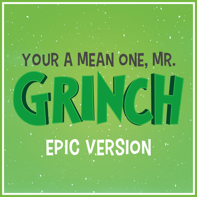 Nuevo single de L'Orchestra Cinematique: You're a Mean One, Mr. Grinch (Epic Version)