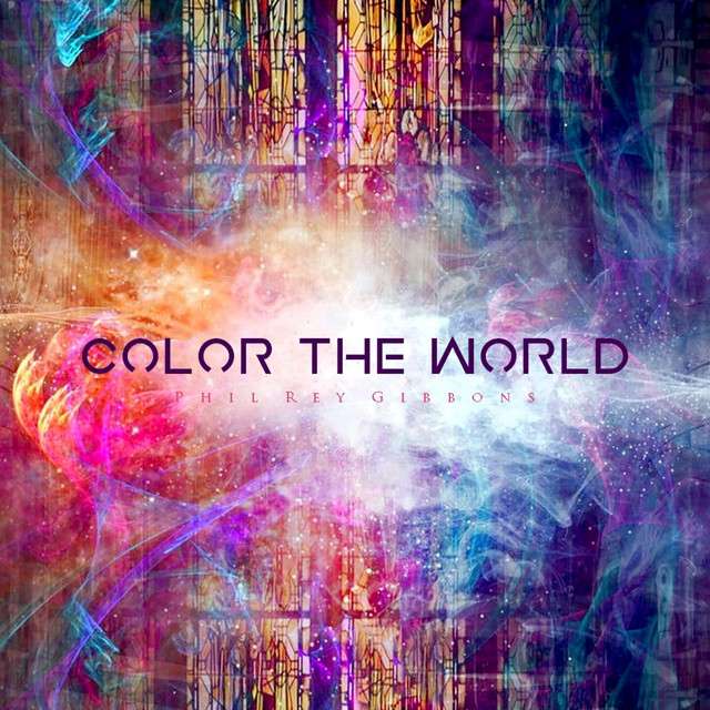 Nuevo single de Phil Rey: Color the World