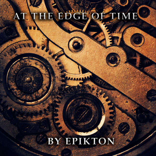 Nuevo álbum de Epikton: At the Edge of Time