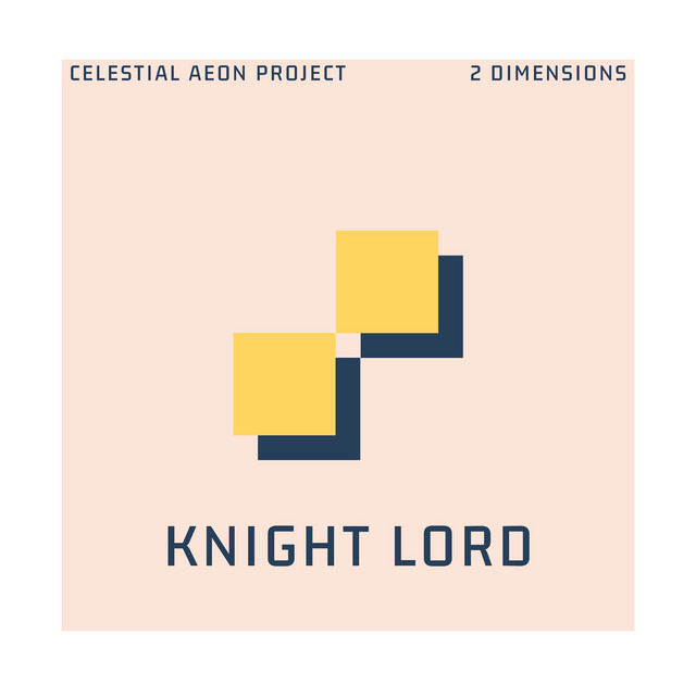 Nuevo single de Celestial Aeon Project: Knight Lord