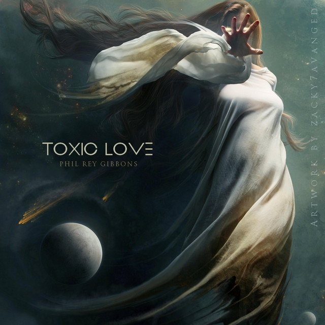 Nuevo single de Phil Rey: Toxic Love