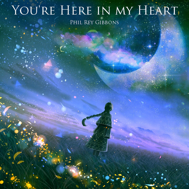 Nuevo single de Phil Rey: You're Here In My Heart