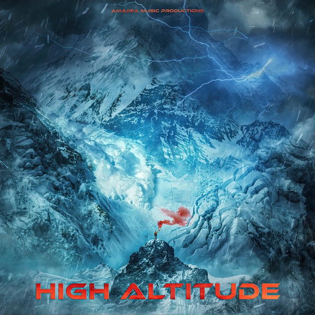Nuevo álbum de Amadea Music Productions: High Altitude