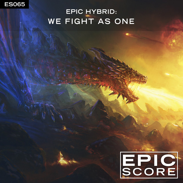 Nuevo álbum de Epic Score: Epic Hybrid: We Fight As One