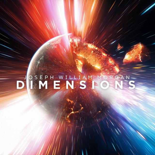 Nuevo álbum de Joseph William Morgan: Dimensions
