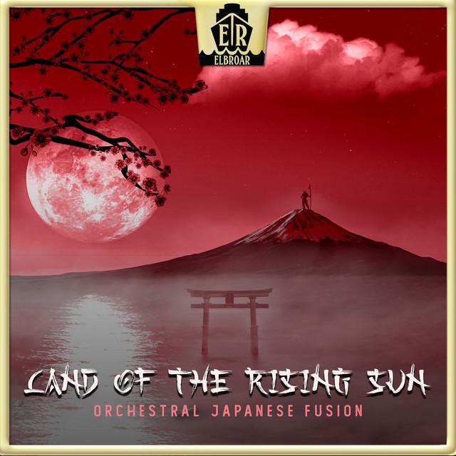Nuevo álbum de Kyle Booth: Land of the Rising Sun - Orchestral Japanese Fusion