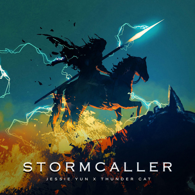Nuevo single de Jessie Yun: Stormcaller