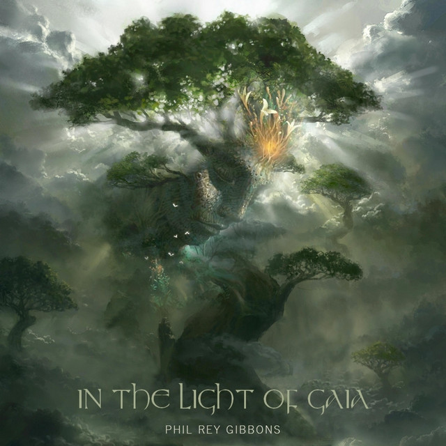 Nuevo single de Phil Rey: In The Light Of Gaia