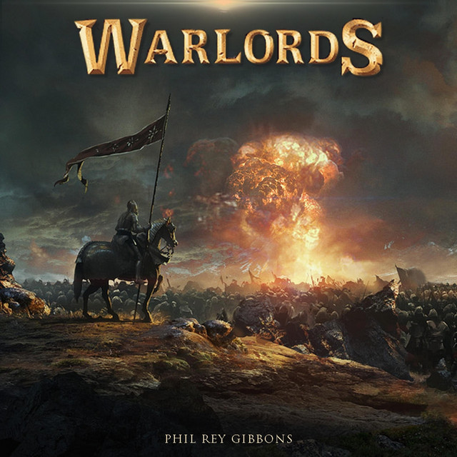 Nuevo single de Phil Rey: Warlords