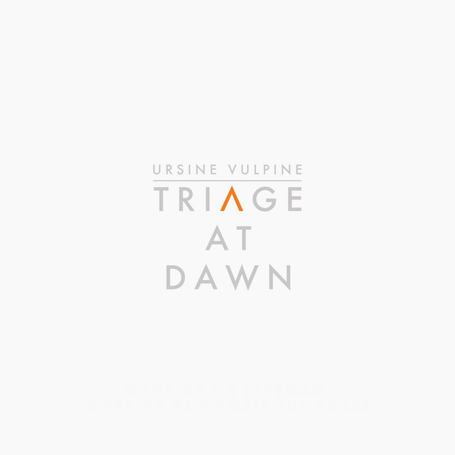 Nuevo single de Ursine Vulpine: Triage At Dawn