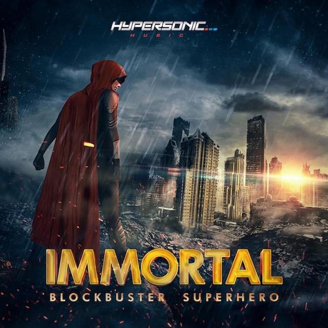 Nuevo álbum de Max Cameron: Immortal: Blockbuster Superhero Trailers