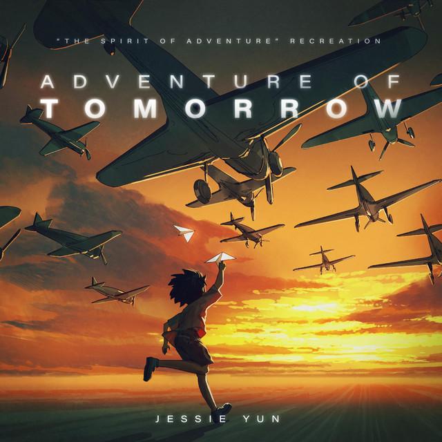 Nuevo single de Jessie Yun: Adventure of Tomorrow