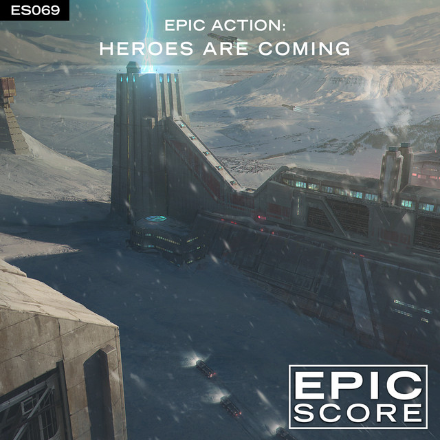 Nuevo álbum de Epic Score: Epic Action: Heroes Are Coming