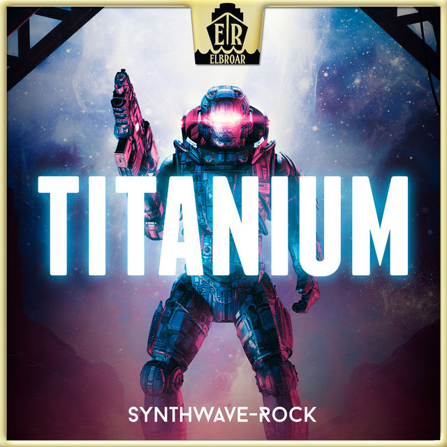 Nuevo álbum de David Chappell: Titanium - Synthwave-Rock