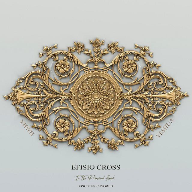 Nuevo álbum de Efisio Cross: To The Promised Land