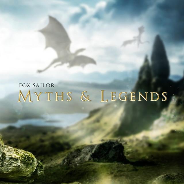 Nuevo álbum de Fox Sailor: Myths and Legends