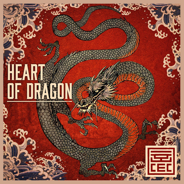 Nuevo álbum de Philippe Briand: Heart of Dragon