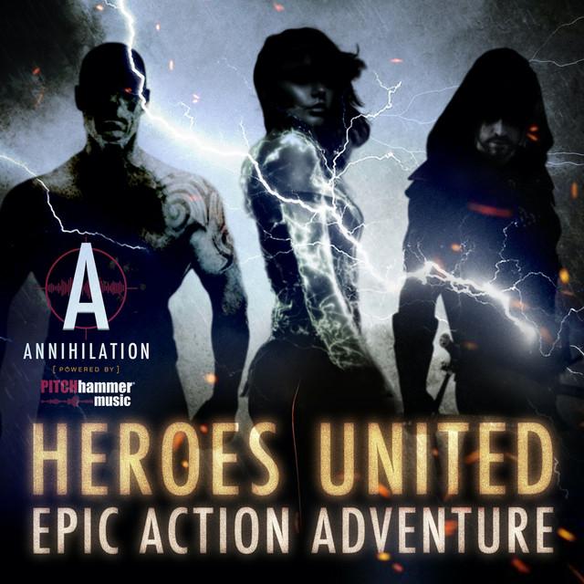 Nuevo álbum de Pitch Hammer: Heroes United