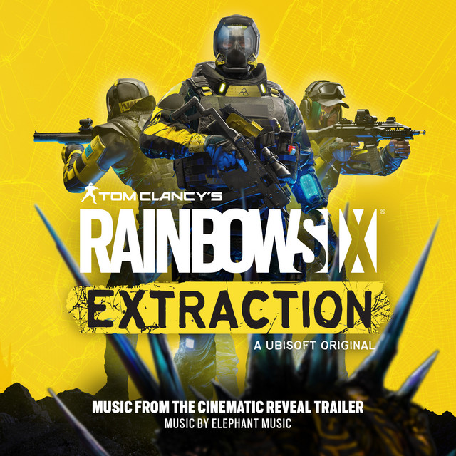 Nuevo single de Elephant Music: Rainbow Six Extraction (Music from the Cinematic Reveal Trailer)