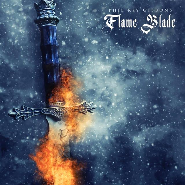 Nuevo single de Phil Rey: Flame Blade