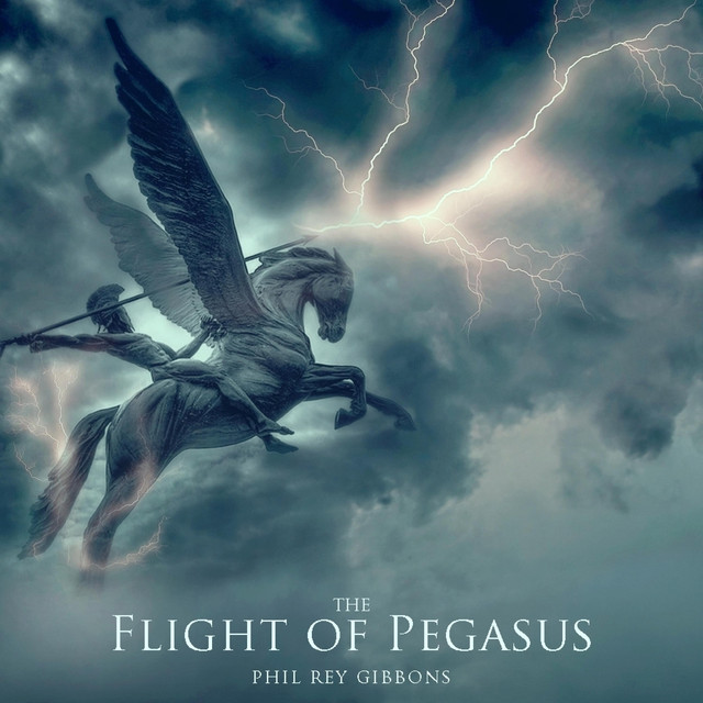 Nuevo single de Phil Rey: The Flight of Pegasus