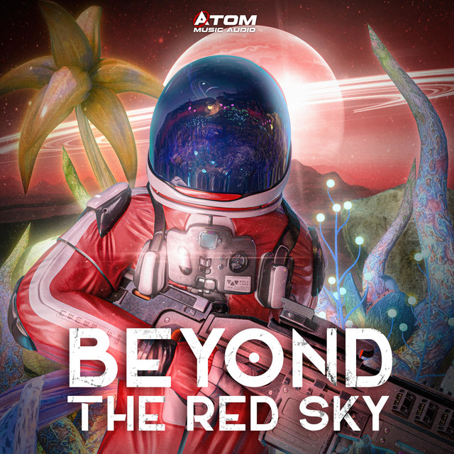 Nuevo álbum de Atom Music Audio: Beyond the Red Sky