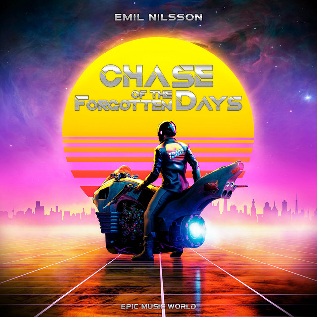 Nuevo single de Epic Music World: Chase of the Forgotten Days