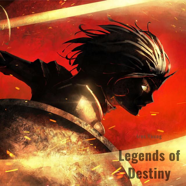 Nuevo single de Iros Young: Legends of Destiny