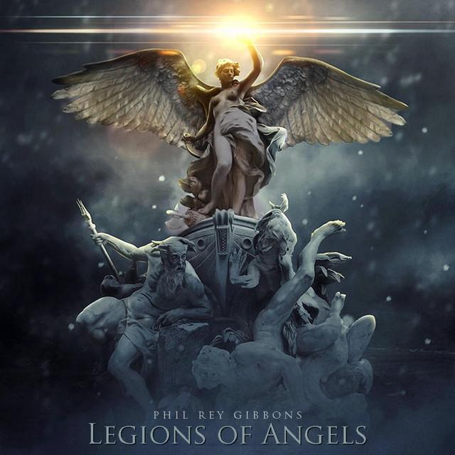 Nuevo single de Phil Rey: Legions of Angels