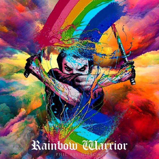 Nuevo single de Phil Rey: Rainbow Warrior