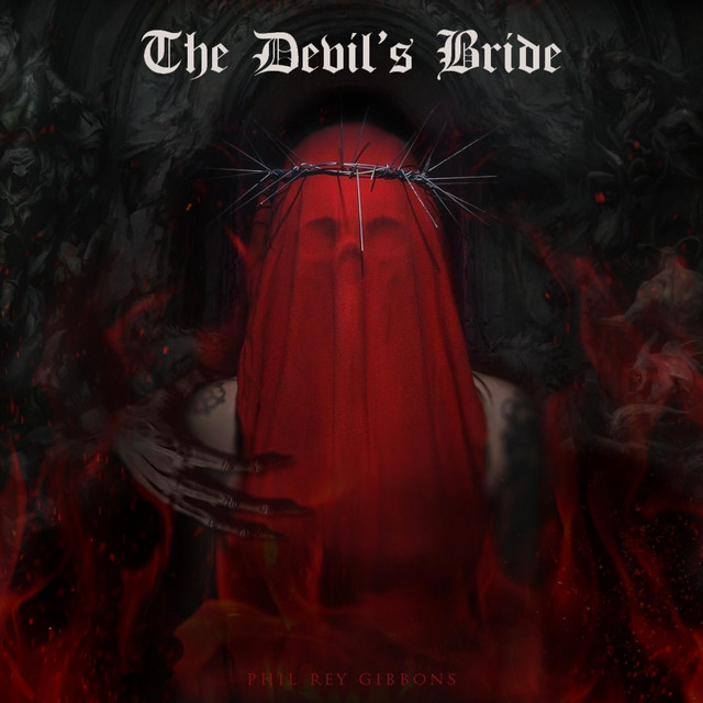 Nuevo single de Phil Rey: The Devil's Bride