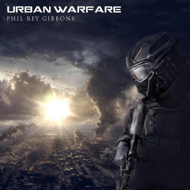 Nuevo single de Phil Rey: Urban Warfare