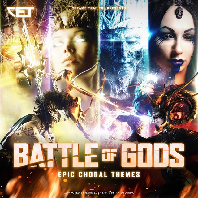 Nuevo álbum de Gabriel Saban: Battle of Gods (Epic Choral Themes)