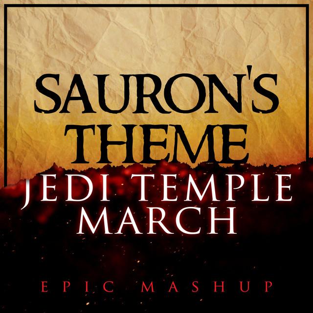 Nuevo single de L'Orchestra Cinematique: Sauron's Theme x Jedi Temple March (Epic Mashup)