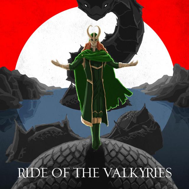 """Nuevo single de Samuel Kim: Ride of the Valkyries - Epic Version (from """"Loki"""")"""